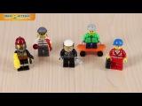 Конструктор LEGO City (Лего Сити) «Набор для начинающих»